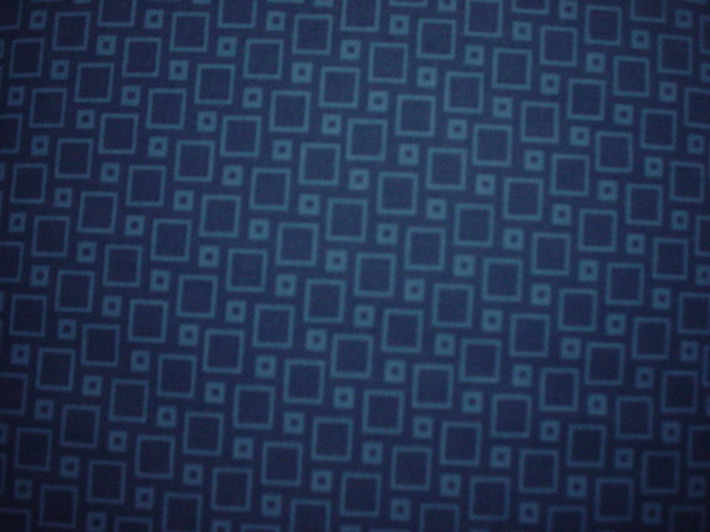 blue with squares