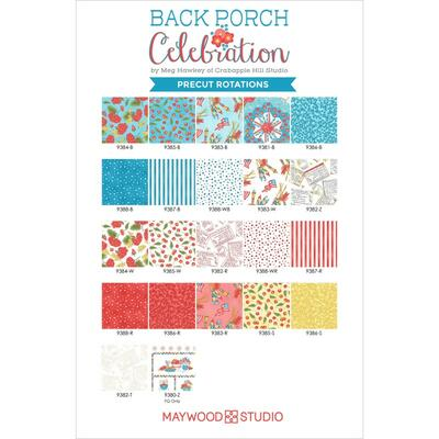 swatch sheet of bundle