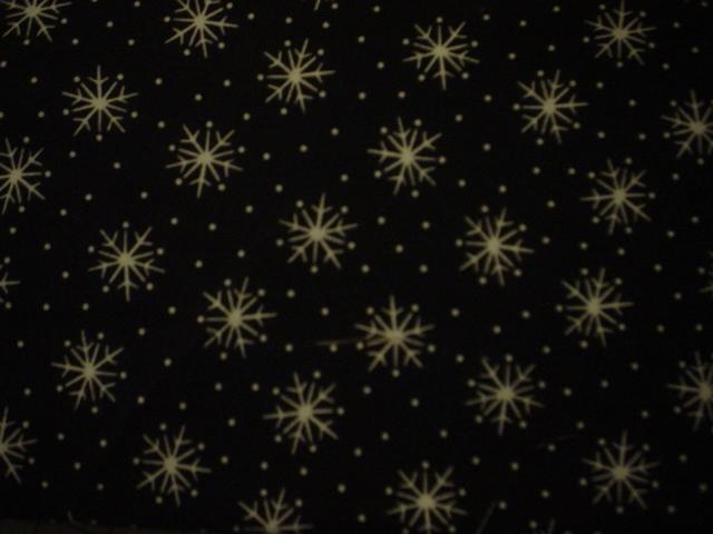 black/stars
