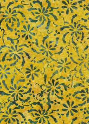 Java Batiks- Citrus, C111-Java Batik Citrus Yellows Oranges
