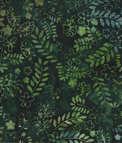 Java Batiks-Green, G108-Java Batiks Green