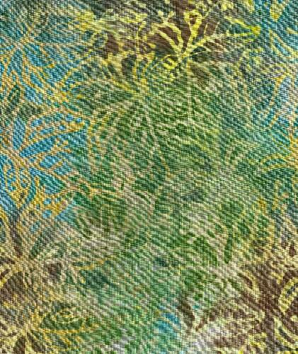 Java Batiks-Green, G109-Java Batiks Green