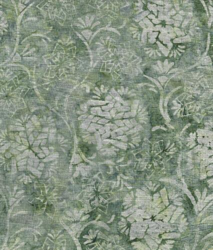 Java Batiks-Green, G113-Java Batiks Green