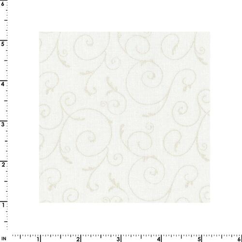Pearl Essence-Golden scrolls-Maywood Studio Pearl Essence white gold designs