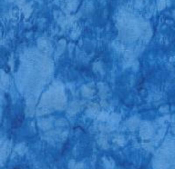 Marble Wide Back - Royal-108 Marble cotton