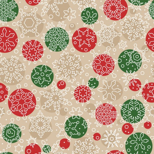 Snow Dots - Santa's Stash series-Santa's Stash, Patrick Lose,snowflakes