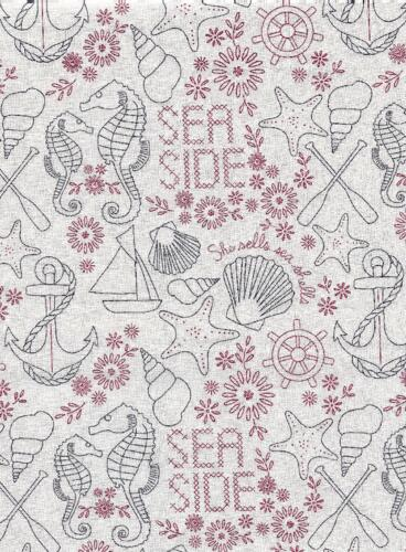 Go to the Sea-Sea Side-Riley Blake Penny Rose Harry Alice Go Sea Amanda Herring nautical prints