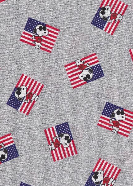 Snoopy as Joe Cool-Snoopy Joe cool United States flags