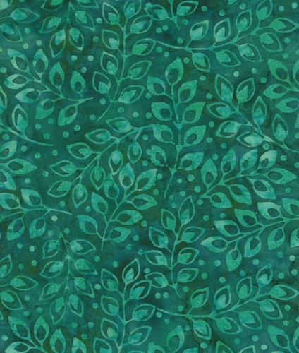 Java Batiks- Aqua, A106-Java Batik Aqua cotton fabric