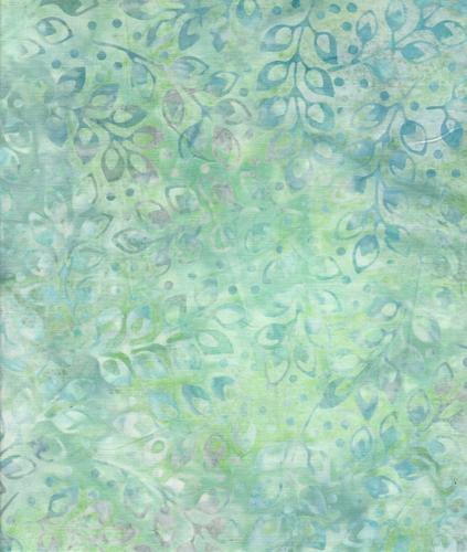 Java Batiks- Aqua, A112-Java Batik Aqua cotton fabric