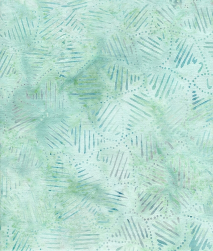 Java Batiks- Aqua, A113-Java Batik Aqua cotton fabric