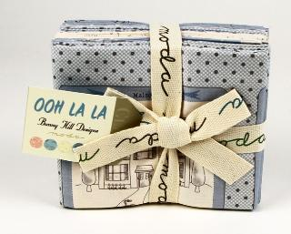OOH LA LA by Bunny Hill Designs for Moda-ooh la la bunny hill designs moda fat quarter bundle