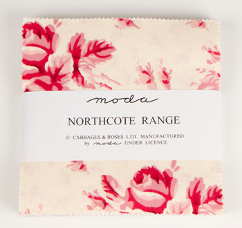 Northcote Range Charm Pack-Northcote range by cabbage roses for moda