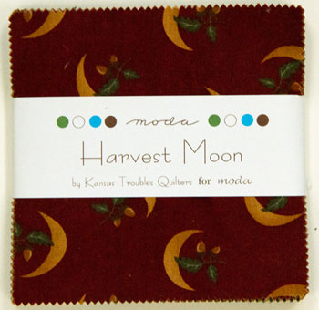 Harvest Moon Charm Pack-Harvest Moon by kansas troubles quilters for moda
