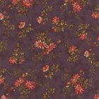 Atelier Mauve Small Flowers-atelier Mauve Flowers by 3 Sisters for Moda Fabrics