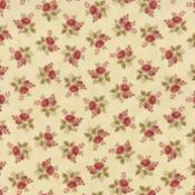 Atelier Linen Small Flowers-atelier Linen small flowers by 2 sisters for Moda Fabrics