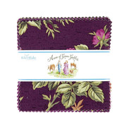 Anne of Green Gables Stacker-5 Stacker precut bundle includes 42 pieces from the Anne of Green Gables™ collection for Riley Blake Designs