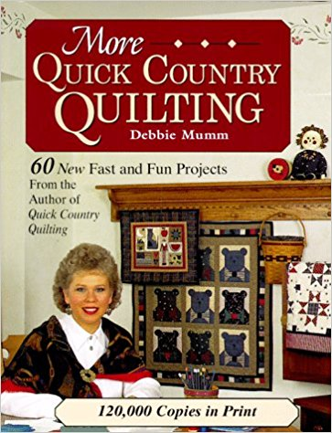 More Quick Country Quilts-Quick Country quilts by debbie mumm
