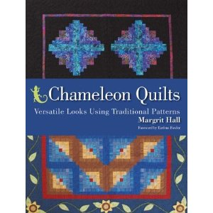 CHAMELEON QUILTS-Traditional quilt blocks and designs are most quilters' favorites, but even timeless designs can benefit from a contemporary touch. Quilters interested in using new fabrics, colours and textures will discover an effective and creative process for making traditional quilts and modified contemporary variations in Chameleon Quilts. In this guide quilters: start with a traditional format and fabric, modify and update it to create a contemporary look; explore new methods of traditional techniques including sewing perfect curves, choosing and coordinating fabrics and splitting block to form secondary designs; and discover more than 200 step-by-step photos and graphics, demonstrating how to implement new ideas. Quilters who are always looking for something new and ways to explore their abilities will find countless opportunities in Chameleon Quilts.