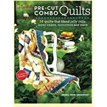Precut Combo Quilts-precut combo quilts by debra greenway