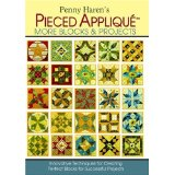 Pieced Applique More Blocks & Projects by Penny Haren-Pieced Applique more blocks projects penny haren