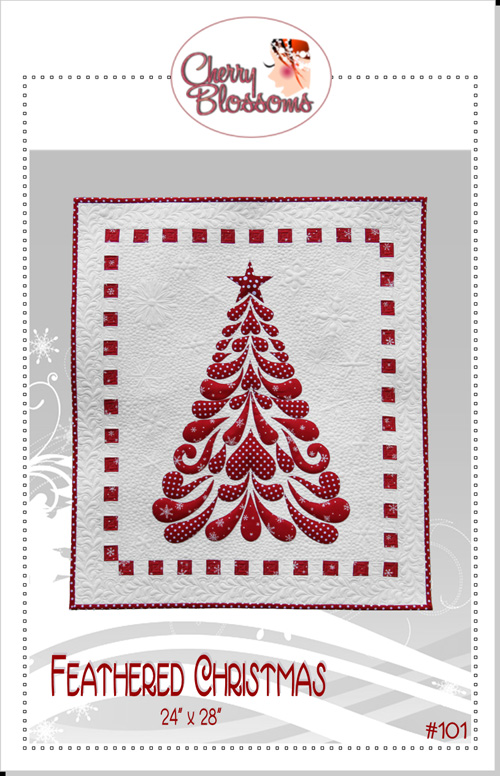 Feathered Christmas-By Guidry, Cherry