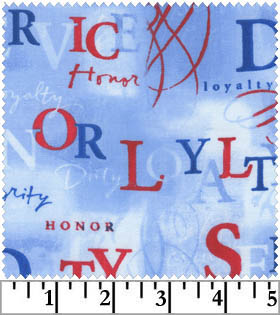 Honor Service Loyalty-Honor, Service, Loyalty, blue, red, patriotic