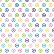 Flannel Multigirls Dot-Riley Blake Alpine flannel pastel dots.