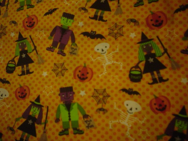 Halloween Monsters-Halloween Monsters, orange, pumpkins, skeletons, bats, witches, frankenstien