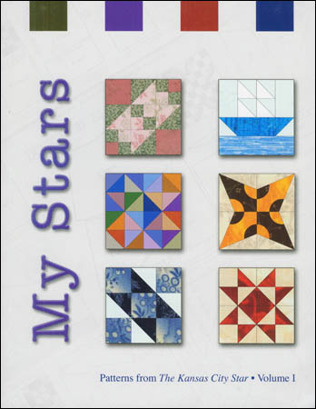 My Stars-My stars patterns from the kansas city star volume 1