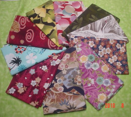 Oriental Fat Quarter Bundle-Kona, Bay, Oriental, Japanese, fat, quarter,