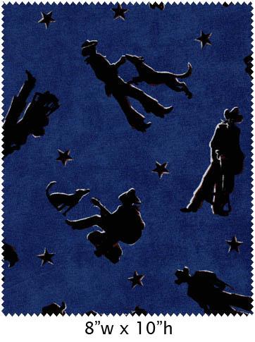 Midnight Cowboy Blue-midnight, cowboy, blue, maywood studio
