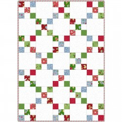 Christmas Joy Flannel Pods-Maywood Studio Kris Lammers Christmas Joy Flannel cotton