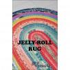 Jelly Roll Rug - Pattern-jelly roll pattern R J Designs