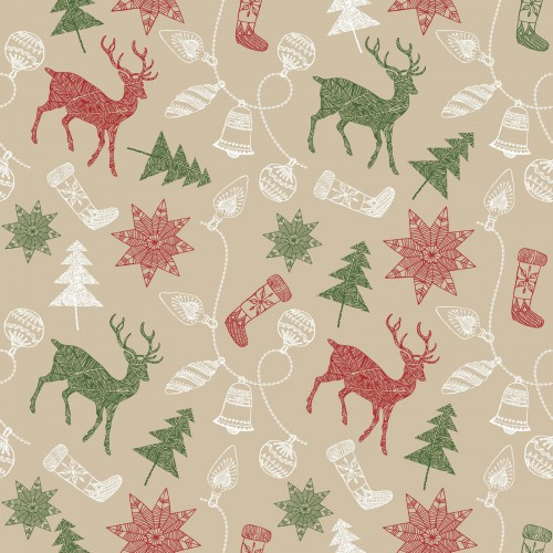 Winter Wonders - Santa's Stash series-Santa's Stash, Patrick Lose Fabrics, Christmas holiday