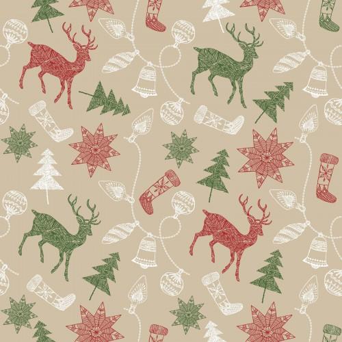 Winter Wonders - Santa's Stash series-Santa's Stash, Patrick Lose Fabrics, Christmas holiday