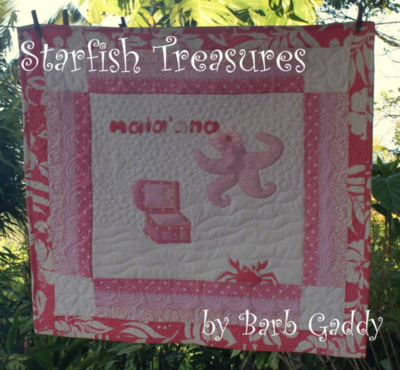 Starfish Treasures by Barb-starfish treasures barb