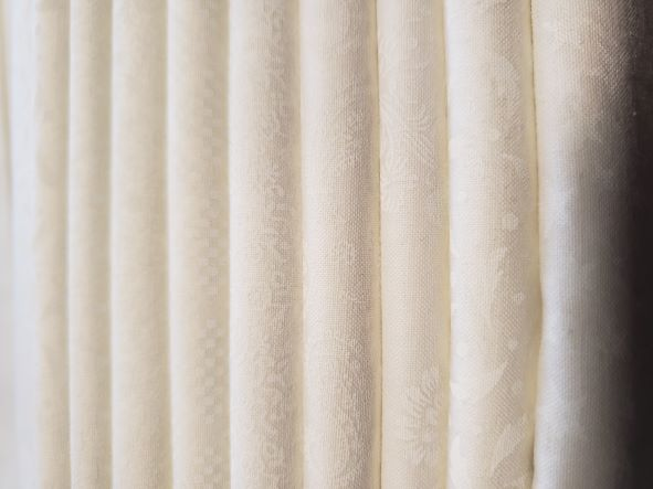 Bundle of White Tone on Tone-Cotton Blossom White from EE Schneck by Galaxy