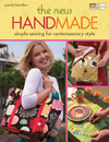 The New Handmade Simple Sewing for Contemporary Style-The New Handmade: Simple Sewing for Contemporary Style Paperback by Cassie Barden