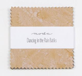 Dancing in the Rain Batiks-dancing in the rain batik, charm pack, 40-5 squares