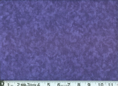 QUILTERS CALICO PURPLE-45 TONAL CALICO - PURPLE  100% COTTON   1ST QUALITY  THE DESIGN IS AN ALL OVER SMALL VINE AND LEAVES. THIS PICTURE IS A REPRESENTATION OF THE COLOR ONLY.