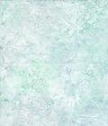 Java Batiks- Aqua, A116-Java Batik Aqua cotton fabric