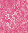 Java Batiks-Rose, R116-Java Batiks Rose dyed prints
