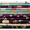 Oriental Quilt Gate Celebration, 13 piece bundles-quilt gate celebration asian metallic