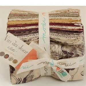 Vin Du Jour - 40 piece, Fat Eights bundle-vin du jour by 3 sisters for moda fat eights 9x22